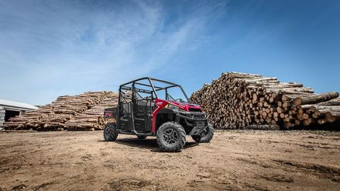 2017 Polaris Ranger Crew XP 1000 EPS Northstar HVAC Edition in Yuba City, California