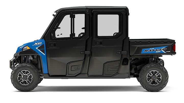 2017 Polaris Ranger Crew XP 1000 EPS Northstar HVAC Edition in New Haven, Connecticut