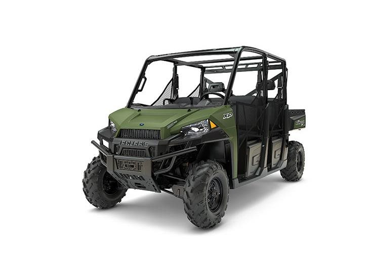 2017 Polaris Ranger Crew XP 900 for sale 58957