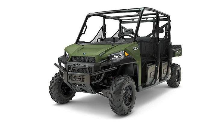 2017 Polaris Ranger Crew XP 900 in Rushford, Minnesota