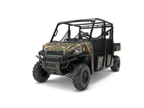 2017 Polaris Ranger Crew XP 900 EPS Camo in Conway, Arkansas