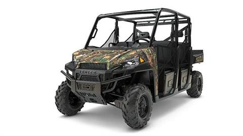 2017 Polaris Ranger Crew XP 900 EPS Camo in Cochranville, Pennsylvania