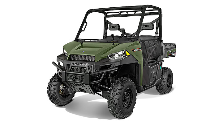 2017 Polaris Ranger Diesel in Mount Pleasant, Michigan