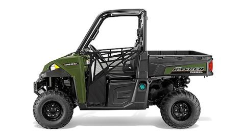 2017 Polaris Ranger Diesel in San Marcos, California