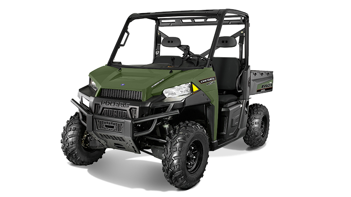 2017 Polaris Ranger Diesel HST in Rushford, Minnesota