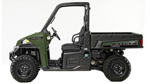 2017 Polaris Ranger Diesel HST in Kansas City, Kansas