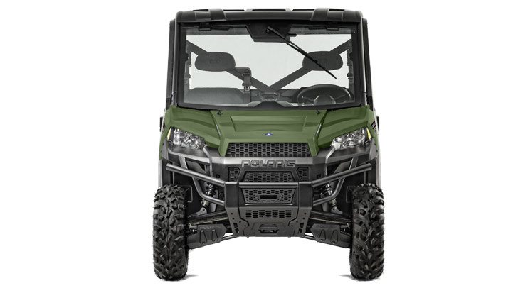 2017 Polaris Ranger Diesel HST Deluxe in Clearwater, Florida
