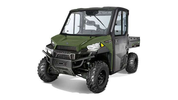 2017 Polaris Ranger Diesel HST Deluxe in High Point, North Carolina