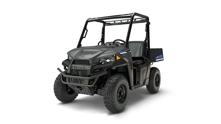 2017 Polaris Ranger EV in Jones, Oklahoma