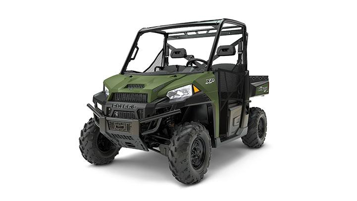 2017 Polaris Ranger XP 1000 in Kansas City, Kansas