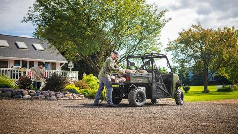 2017 Polaris Ranger XP 1000 in Union Grove, Wisconsin