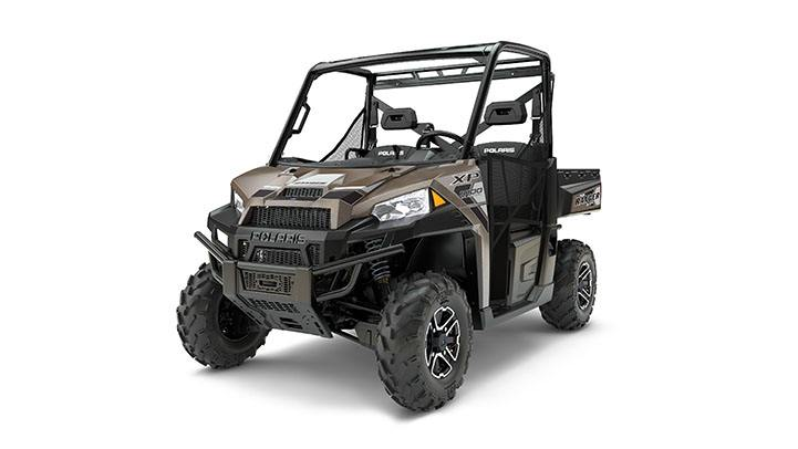 2017 Polaris Ranger XP 1000 EPS in Eureka, California