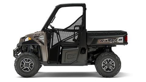 2017 Polaris Ranger XP 1000 EPS in Albemarle, North Carolina