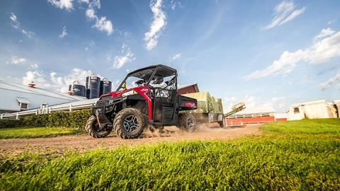 2017 Polaris Ranger XP 1000 EPS in Kenner, Louisiana