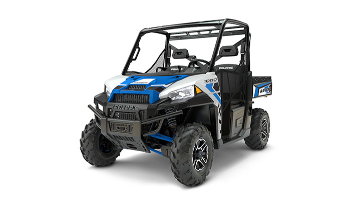 2017 Polaris Ranger XP 1000 EPS in Dimondale, Michigan