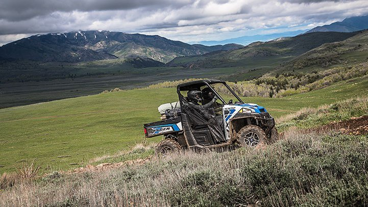 2017 Polaris Ranger XP 1000 EPS in Scottsbluff, Nebraska - Photo 4