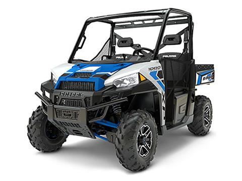 2017 Polaris Ranger XP 1000 EPS in Scottsbluff, Nebraska - Photo 2