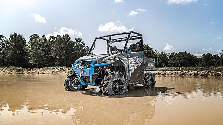 2017 Polaris Ranger XP 1000 EPS High Lifter Edition in Ontario, California