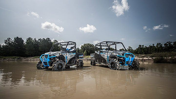 2017 Polaris Ranger XP 1000 EPS High Lifter Edition in Florence, South Carolina