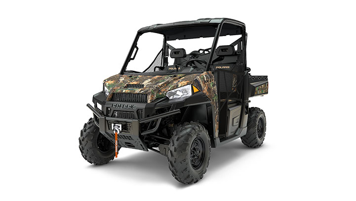 2017 Polaris Ranger XP 1000 EPS Hunter Edition in Corona, California