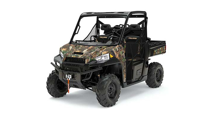 2017 Polaris Ranger XP 1000 EPS Hunter Edition for sale 2710