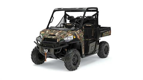 2017 Polaris Ranger XP 1000 EPS Hunter Edition in Ukiah, California