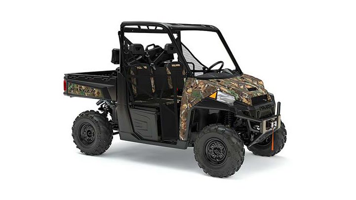 2017 Polaris Ranger XP 1000 EPS Hunter Edition in Hollister, California