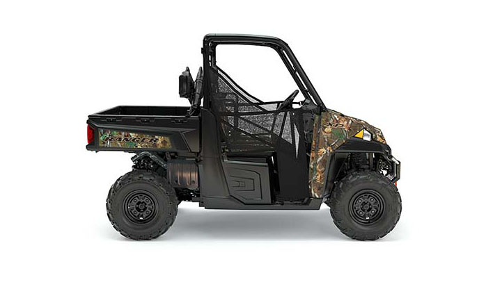 2017 Polaris Ranger XP 1000 EPS Hunter Edition in Amory, Mississippi