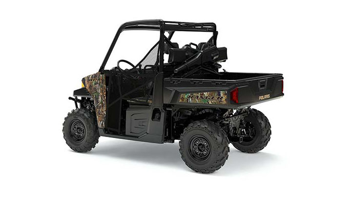 2017 Polaris Ranger XP 1000 EPS Hunter Edition in Saint Clairsville, Ohio