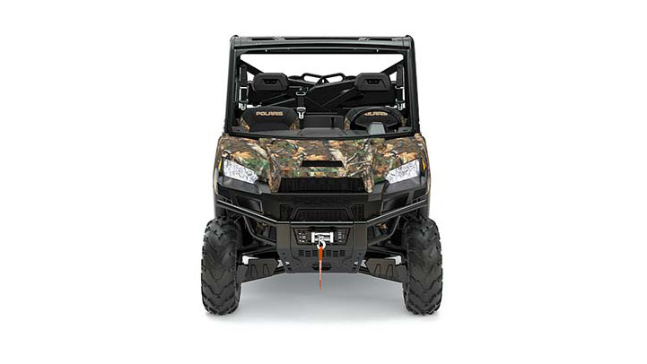 2017 Polaris Ranger XP 1000 EPS Hunter Edition in Adams, Massachusetts