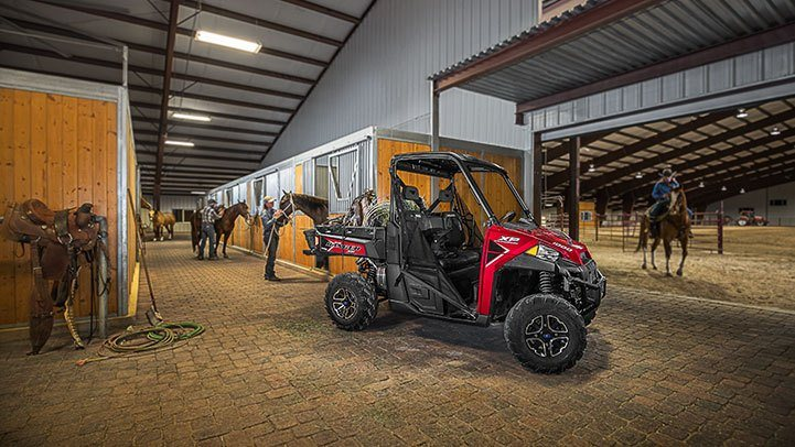 2017 Polaris Ranger XP 1000 EPS Hunter Edition in Thornville, Ohio