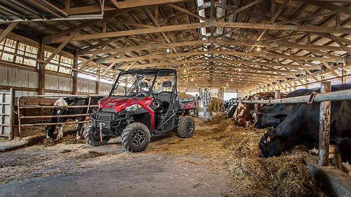 2017 Polaris Ranger XP 1000 EPS Hunter Edition in Lake Havasu City, Arizona