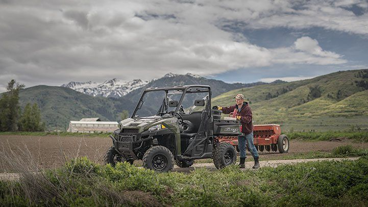 2017 Polaris Ranger XP 1000 EPS Hunter Edition in Attica, Indiana - Photo 15
