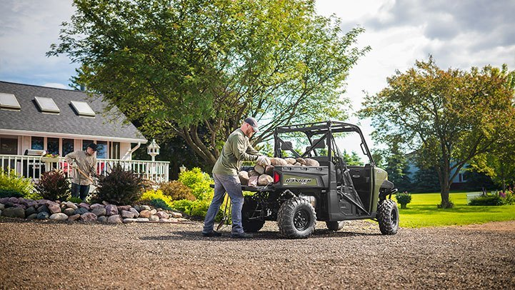 2017 Polaris Ranger XP 1000 EPS Hunter Edition in Salinas, California