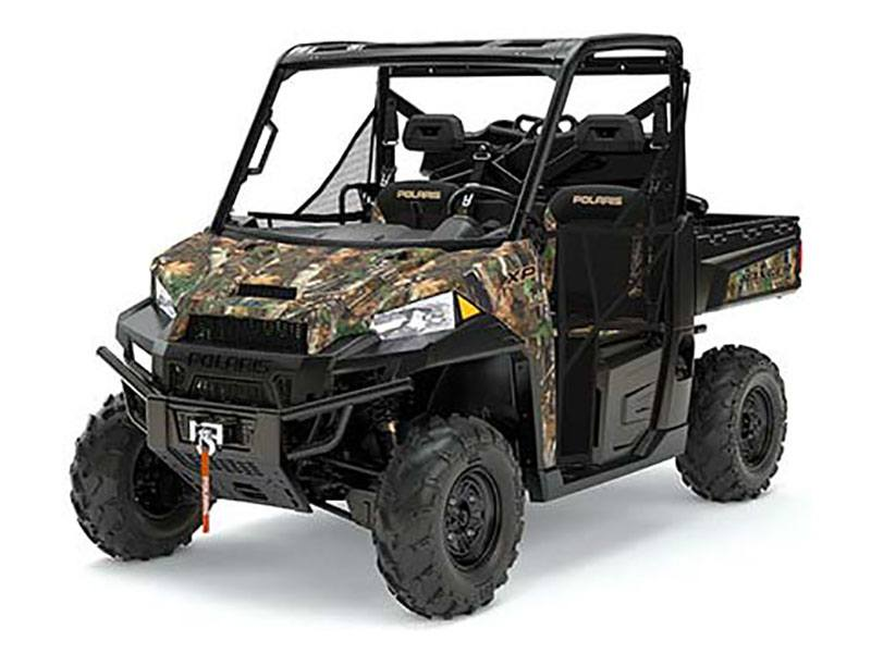 2017 Polaris Ranger XP 1000 EPS Hunter Edition in Attica, Indiana - Photo 1