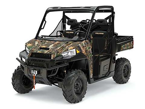 2017 Polaris Ranger XP 1000 EPS Hunter Edition in Oak Creek, Wisconsin