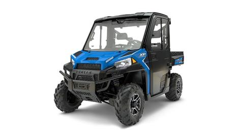 2017 Polaris Ranger XP 1000 EPS Northstar HVAC Edition in Adams, Massachusetts