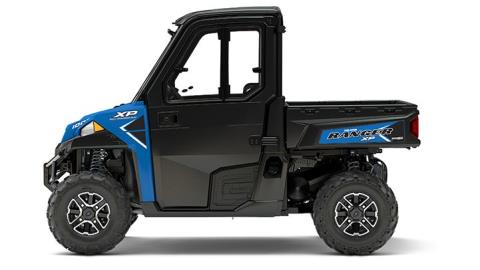 2017 Polaris Ranger XP 1000 EPS Northstar HVAC Edition in San Marcos, California