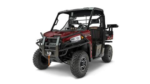 2017 Polaris Ranger XP 1000 EPS Ranch Edition in Center Conway, New Hampshire