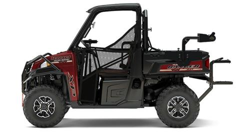 2017 Polaris Ranger XP 1000 EPS Ranch Edition in Amory, Mississippi