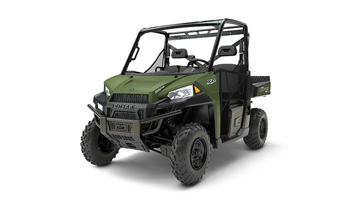 2017 Polaris Ranger XP 900 in Asheville, North Carolina