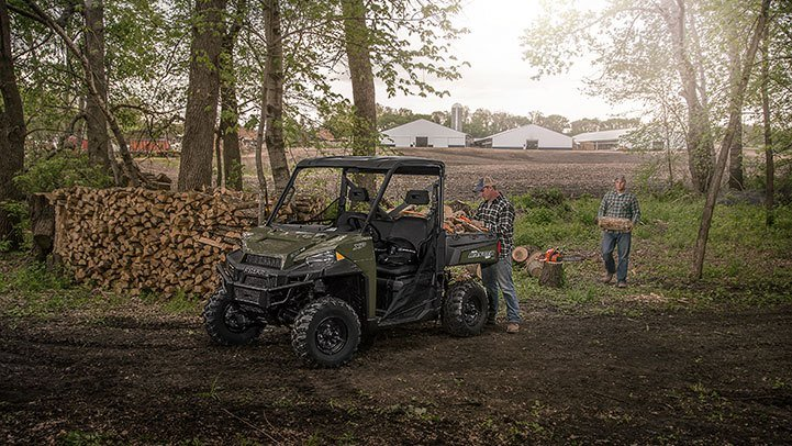 2017 Polaris Ranger XP 900 in Iowa Falls, Iowa