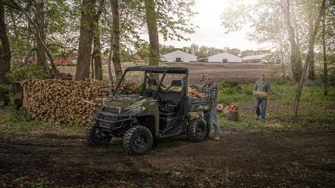 2017 Polaris Ranger XP 900 in Bennington, Vermont