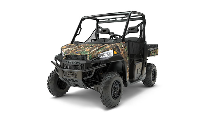 2017 Polaris Ranger XP 900 Camo in Brighton, Michigan