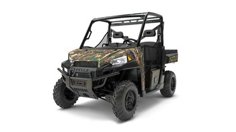 2017 Polaris Ranger XP 900 Camo in Estill, South Carolina