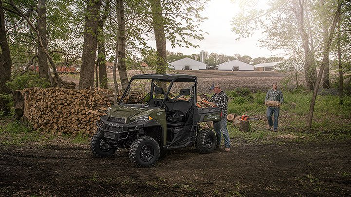 2017 Polaris Ranger XP 900 Camo in Springfield, Ohio