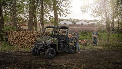 2017 Polaris Ranger XP 900 Camo in Lowell, North Carolina