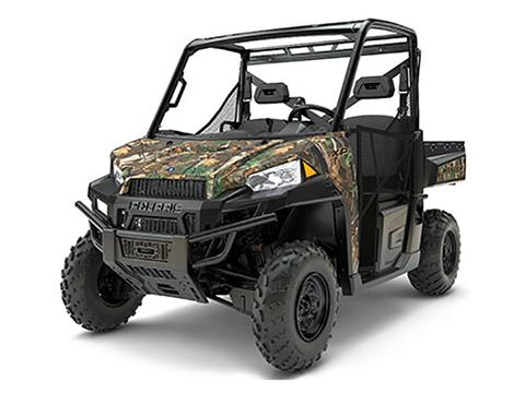2017 Polaris Ranger XP 900 Camo in Cambridge, Ohio