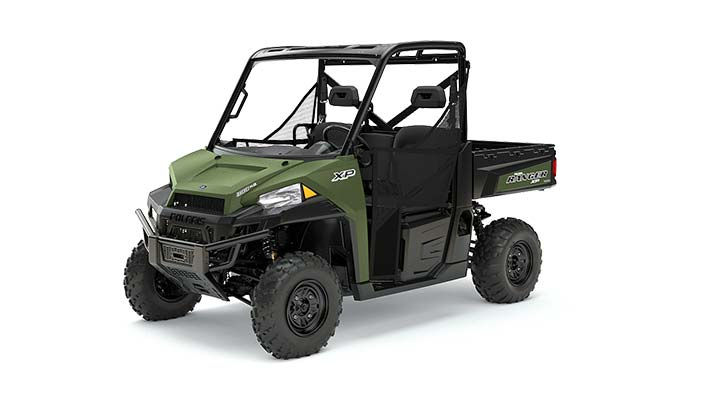 2017 Polaris Ranger XP 900 EPS in Pierceton, Indiana