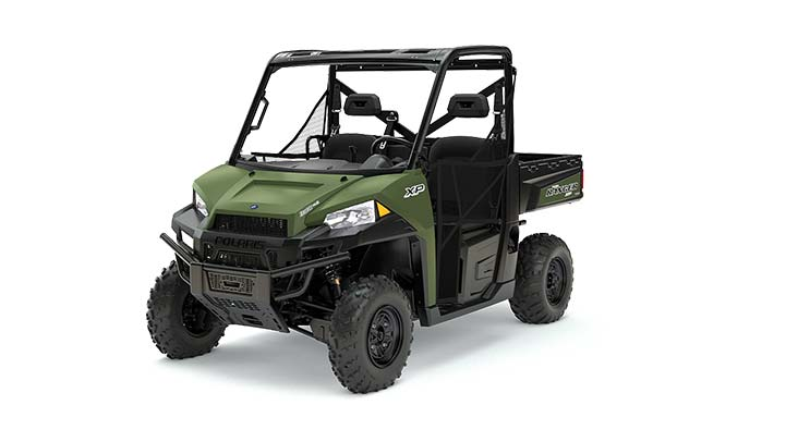 2017 Polaris Ranger XP 900 EPS in Clearwater, Florida